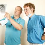 Klienten: Zahnärzte Beyer und Dr. Tehsmer aus Hamburg