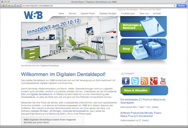 digitales-dentaldepot-homepage