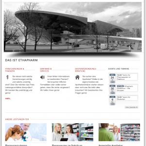 Ethapharm – Versicherungen und Finanzdienstleistungen