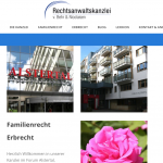 Website Relaunch Kanzlei am Markt