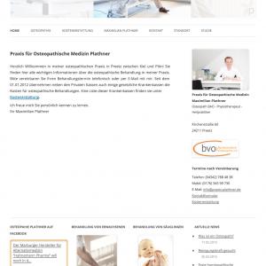 Osteopathie Plathner – Praxis für osteopathische Medizin