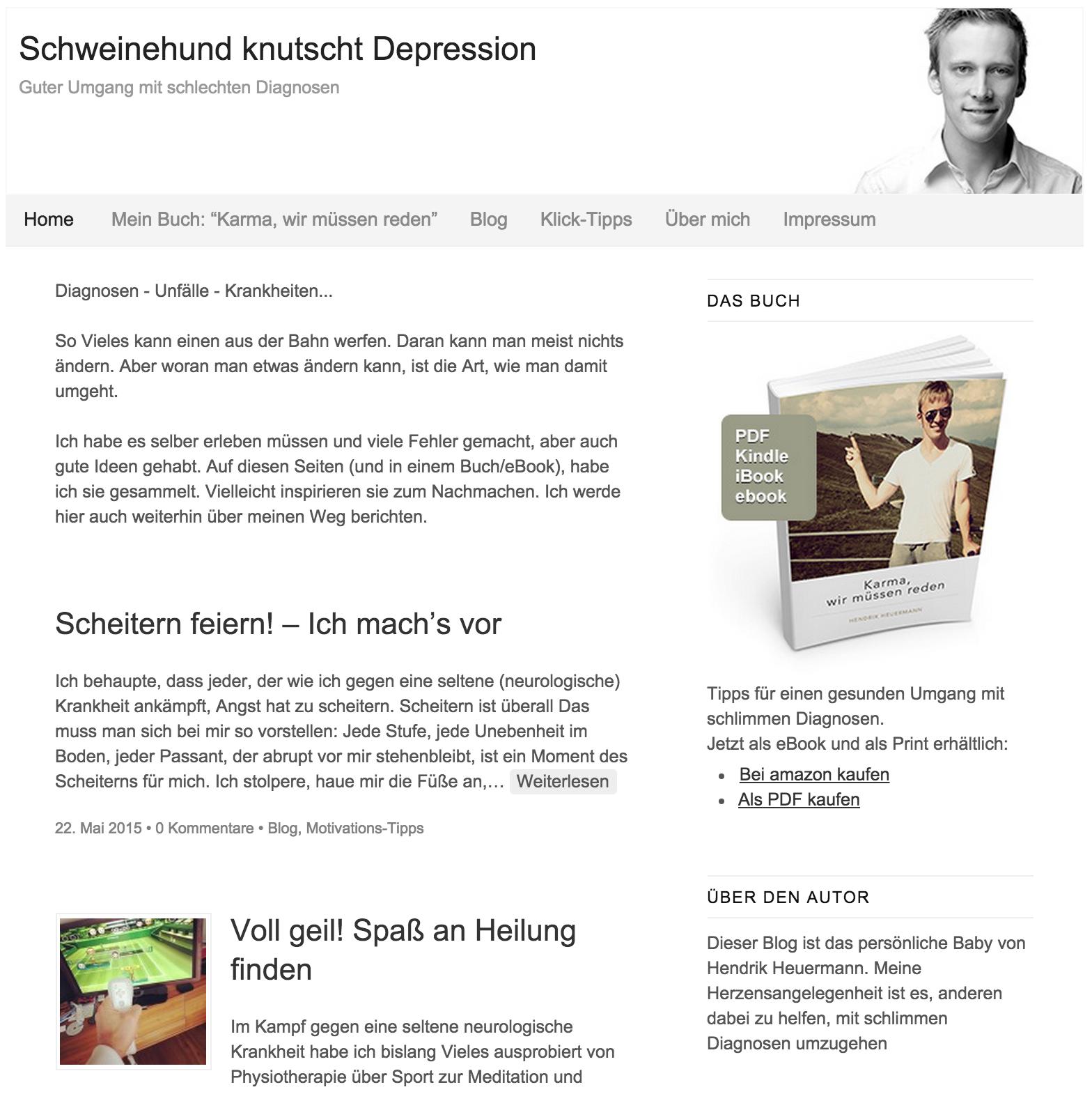 schweinehund_knutscht_depression_webseite