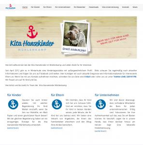 KiTa Hansekinder Mühlenkamp