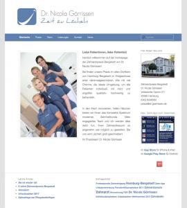 Zahnarztpraxis Bergstedt Dr. Nicola Görrissen