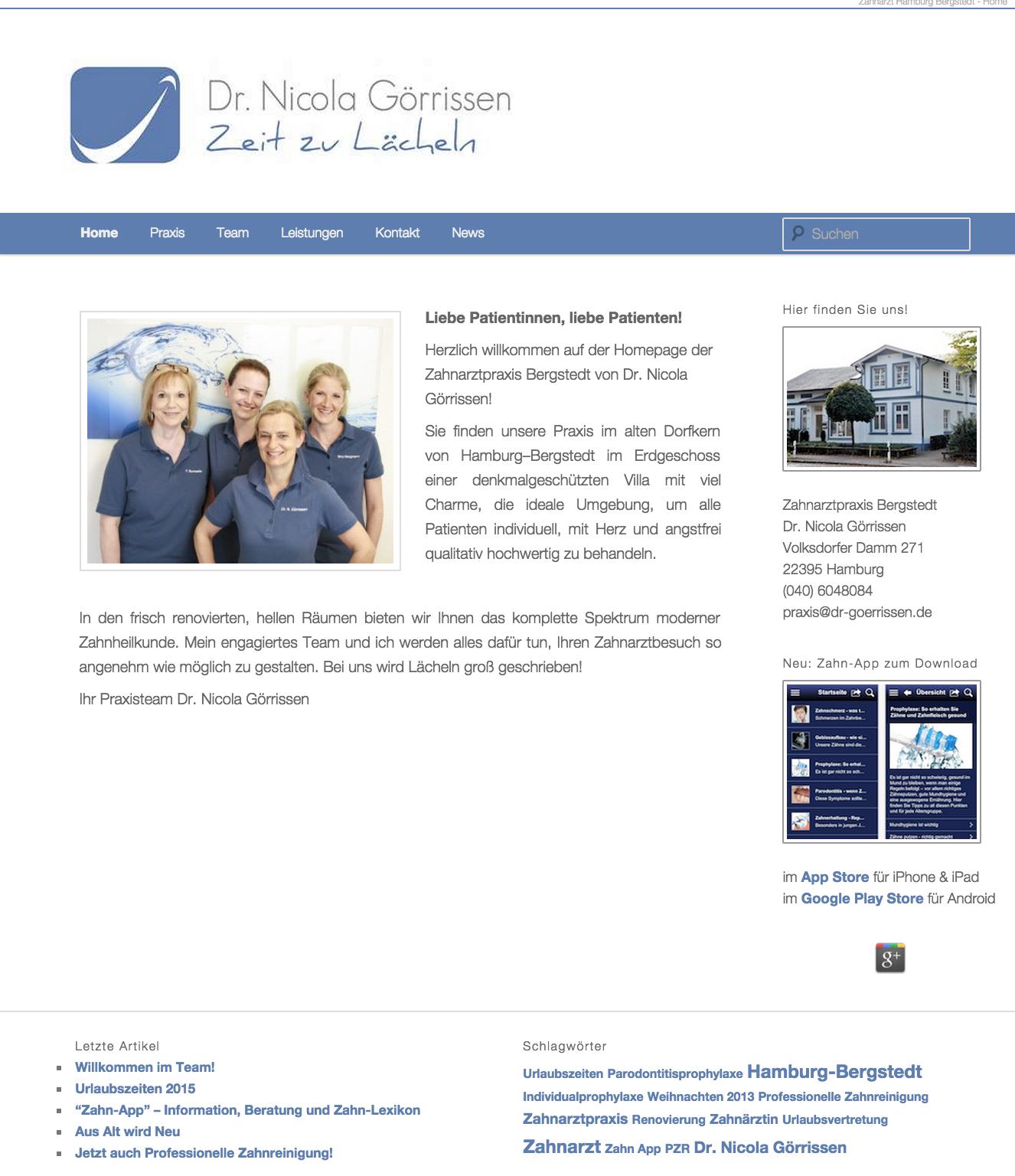 zahnarzt_bergstedt_goerrissen_webseite