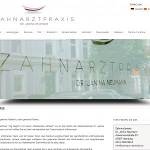 Zahnarztpraxis Dr. Janina Neumann