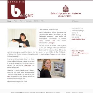 Zahnarztpraxis am Alstertor – Katharina Bellgart
