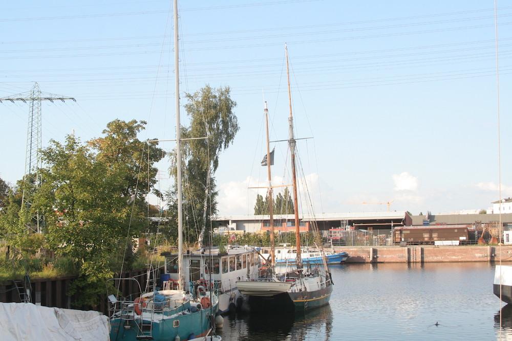 CentraWeb: Neues Büro für Webdesign und SEO in Hamburg Harburg - Der Binnenhafen