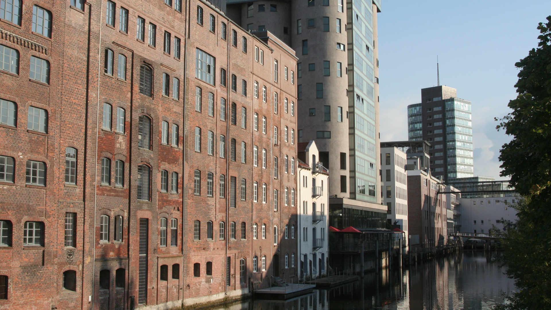 Unser neues Büro in Hamburg Harburg Hafencity für Webdesign und SEO
