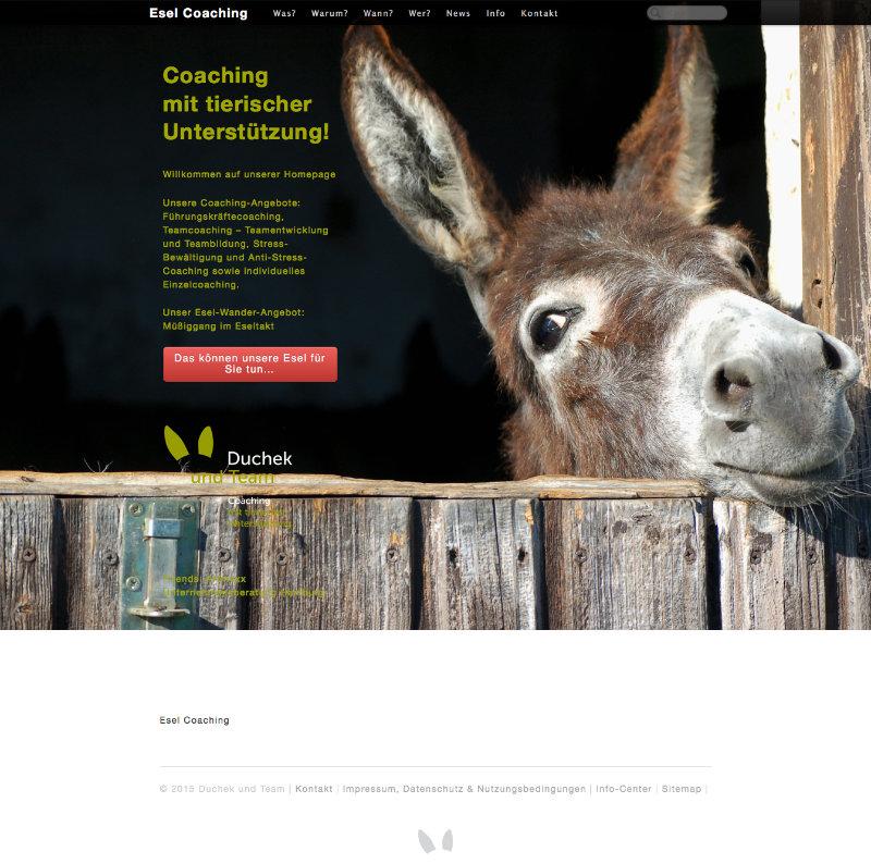 webdesign-eselcoaching-de