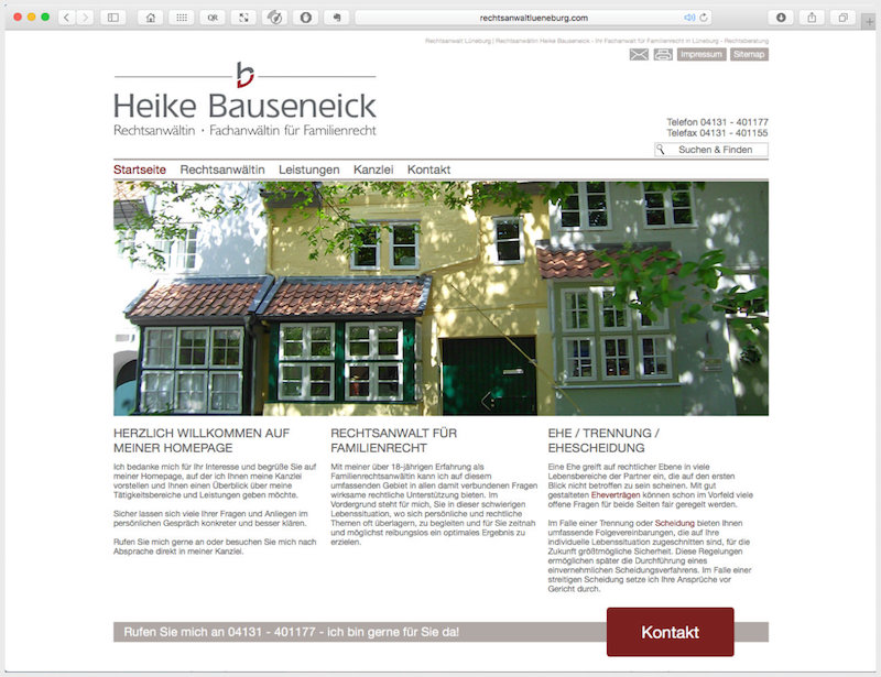 Rechtsanwaltskanzlei Heike Bauseneick