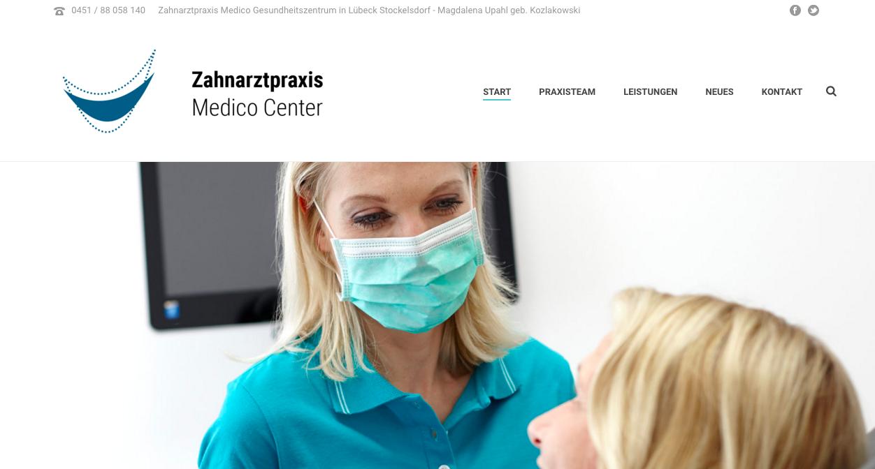 Zahnarztpraxis Lübeck-Stockelsdorf Magda Kozlakowski