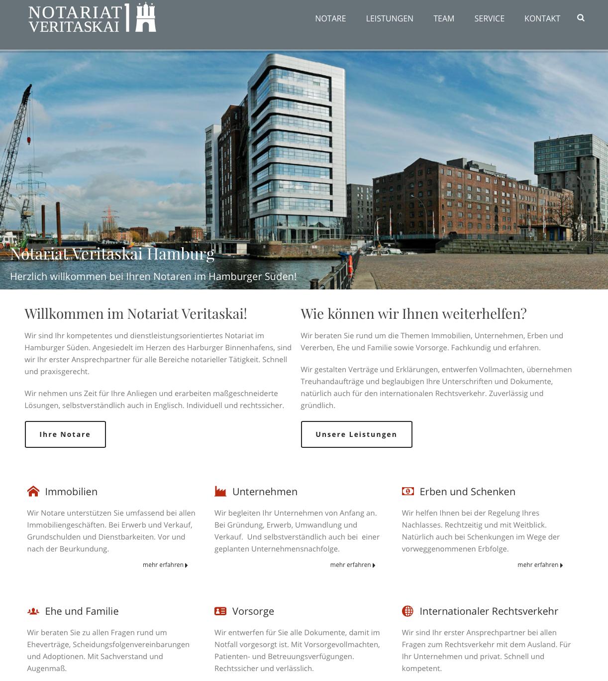 Notariat Veritaskai Hamburg