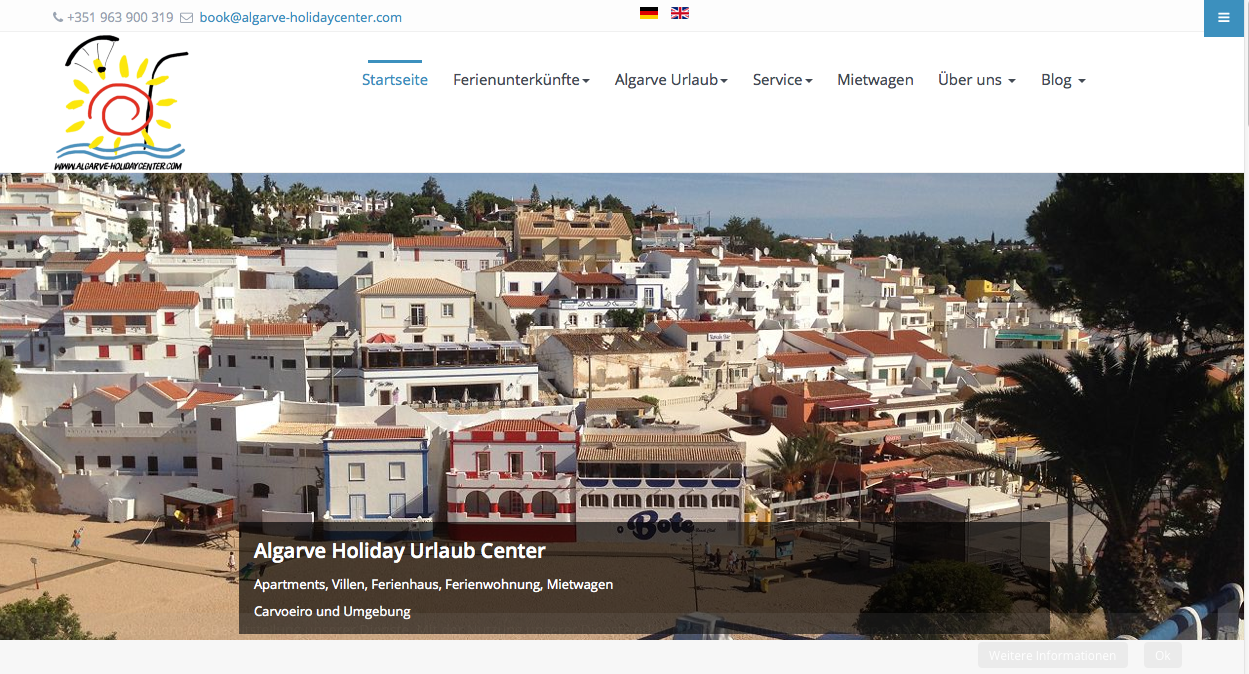 Algarve Holidaycenter