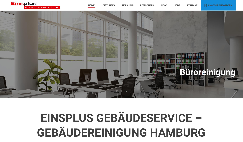 Einsplus Gebäudeservice GmbH
